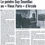 """Au """"Vieux Paris"""" d'Arcole"""